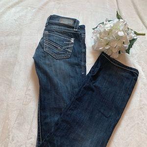 BKE Jeans - BKE Sabrina Jeans Bootcut Stretch Blue Denim Jeans